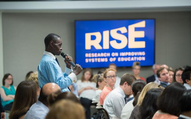 RISE launch event