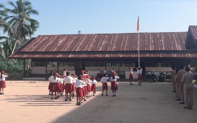 Character Education Policy and Its Implications for Learning in Indonesia's Education System